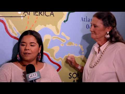 Native American Cultural Symposium / Gayle Ross & Brooke Simpson Pt 1