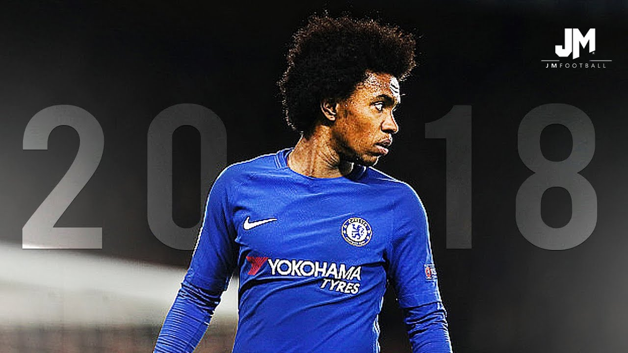 Download Willian Borges 2018   Crossfire   Skills And Goals   HD