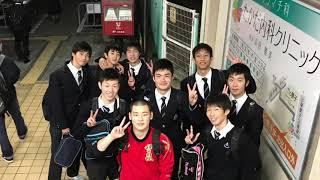 2017 神戸国際ハンドボール部 兵庫県新人大会