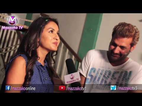 Mazzako Guff with Nikhil Uprety (King) @ his Birthday    Mazzako TV