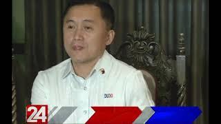 24 Oras: Presidente at board members ng Philhealth, pinagre-resign ni Pres. Duterte dahil sa...