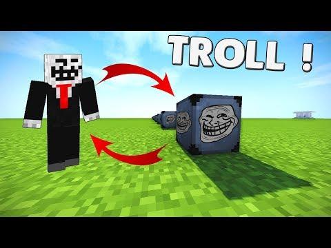TROLL ŞANS BLOKLARI - Minecraft