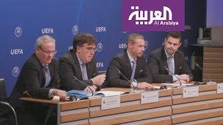 جردة حساب لإيرادات كرة القدم الأوروبية