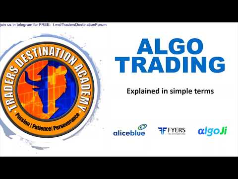 ALGO Trading - In simple terms