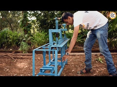 simple Sheet bending machine || Project design Part-2 ||