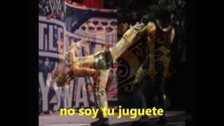 Shawn Michaels musica subtitulada Sexy boy)