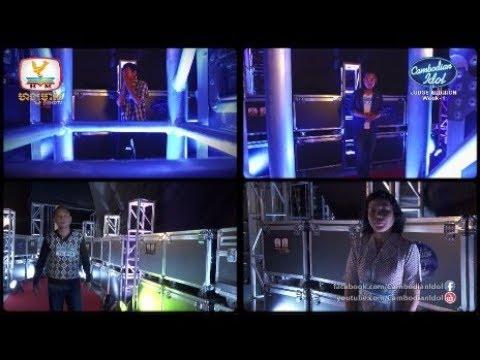 Cambodian Idol Season 3 | Judge Audition Week 1 | 4 Candidates