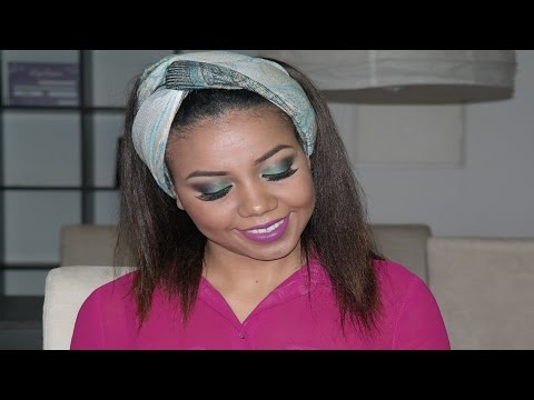 Maquiagem inspirada na cantora Pérola - Tudo...