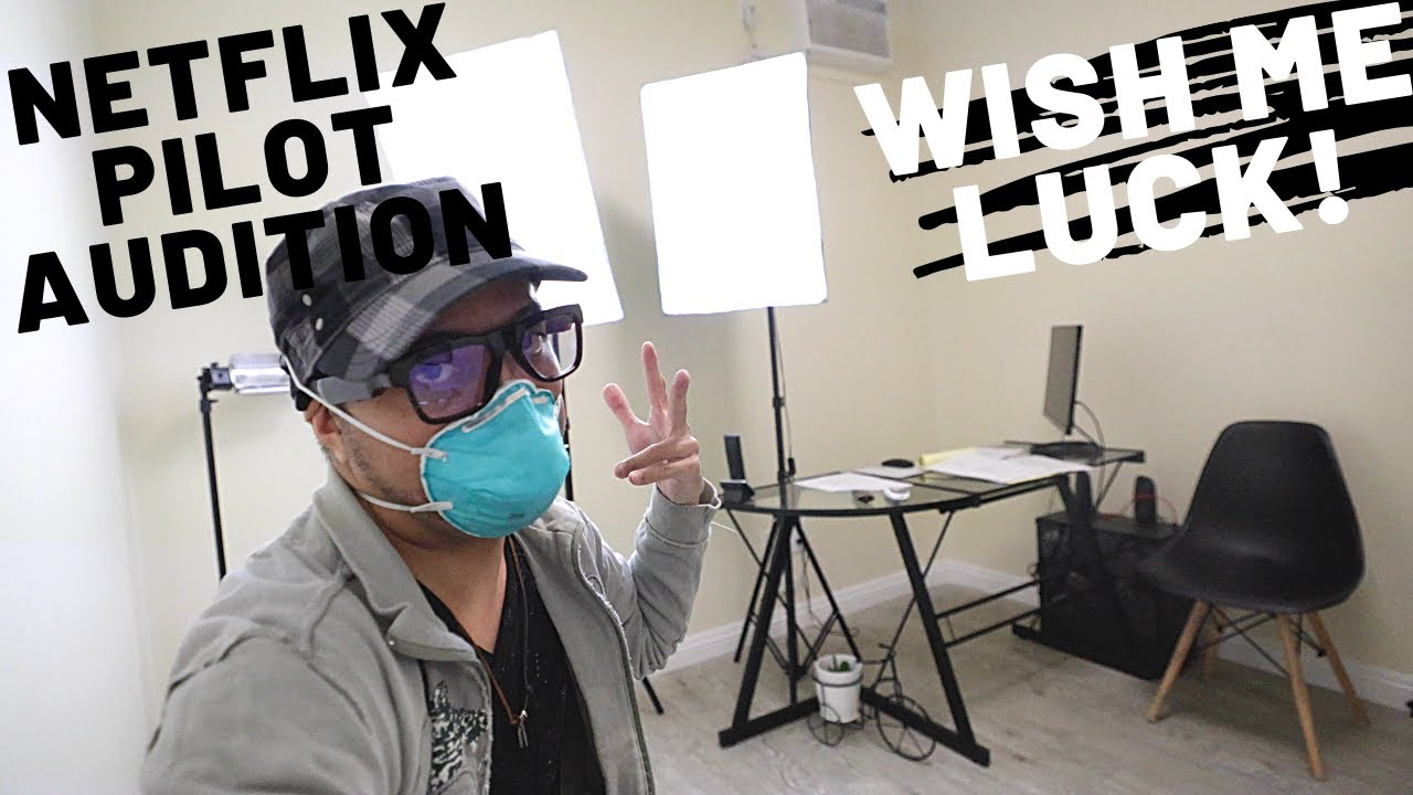 How To Be A Working Actor In Los Angeles | Back On The Acting Grind | Audition For Netflix TV Pilot
