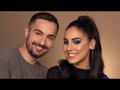 GDL & Mr.DANIEL - #mixyourbeauty by Smashbox