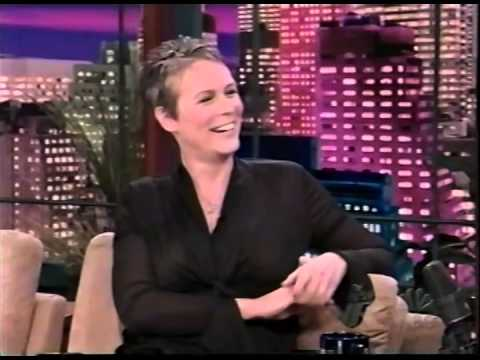 JAMIE LEE CURTIS FIGHTS WITH JAY LENO