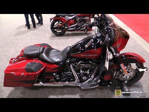 2017 Harley Davidson CVO Street Glide - Walkaround - 2017 Toronto Motorcycle Show