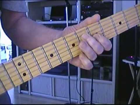 Louie Louie - Guitar Lesson - Solo - Chords - Slowed Down - YouTube
