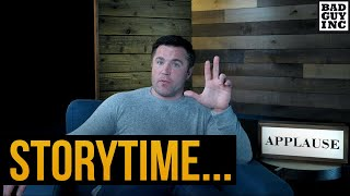 Storytime with Uncle Chael...