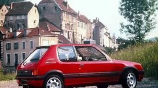 205 De Redder Van Peugeot