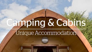 YHA Camping & Cabins | Unique Accommodation