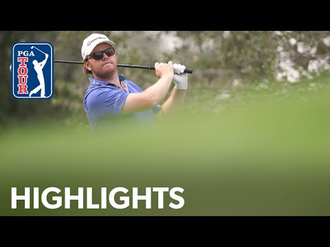 Highlights | Round 2 | Safeway Open 2020