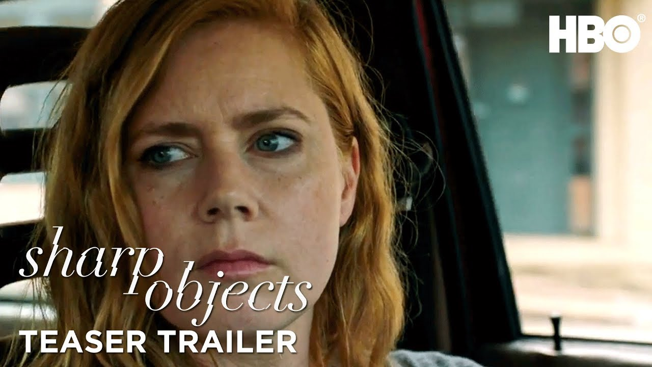 Amy Adams Wikipedia Español sharp objects (2018) teaser trailer | hbo