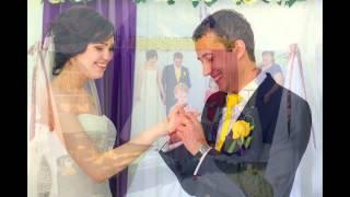 Европейская свадьба! Ведущая праздников в Караганде Алена Гурова!!!