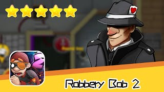 Robbery Bob 2 Seagull Bay Mission 12 Walkthrough Jailbird Recommend index five stars