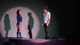 Dead Girl Walking - Heathers the Musical (Enter Stage Left Theater)