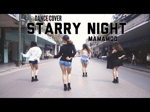 [KPOP IN PUBLIC CHALLENGE] MAMAMOO (마마무) - Starry Night DANCE COVER by BLACKCHUCK from Vietnam