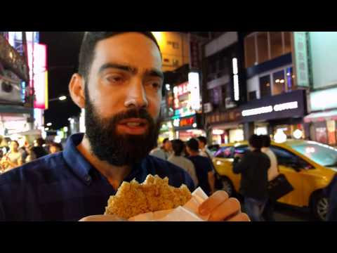 Fried Chicken at Shilin Night Market