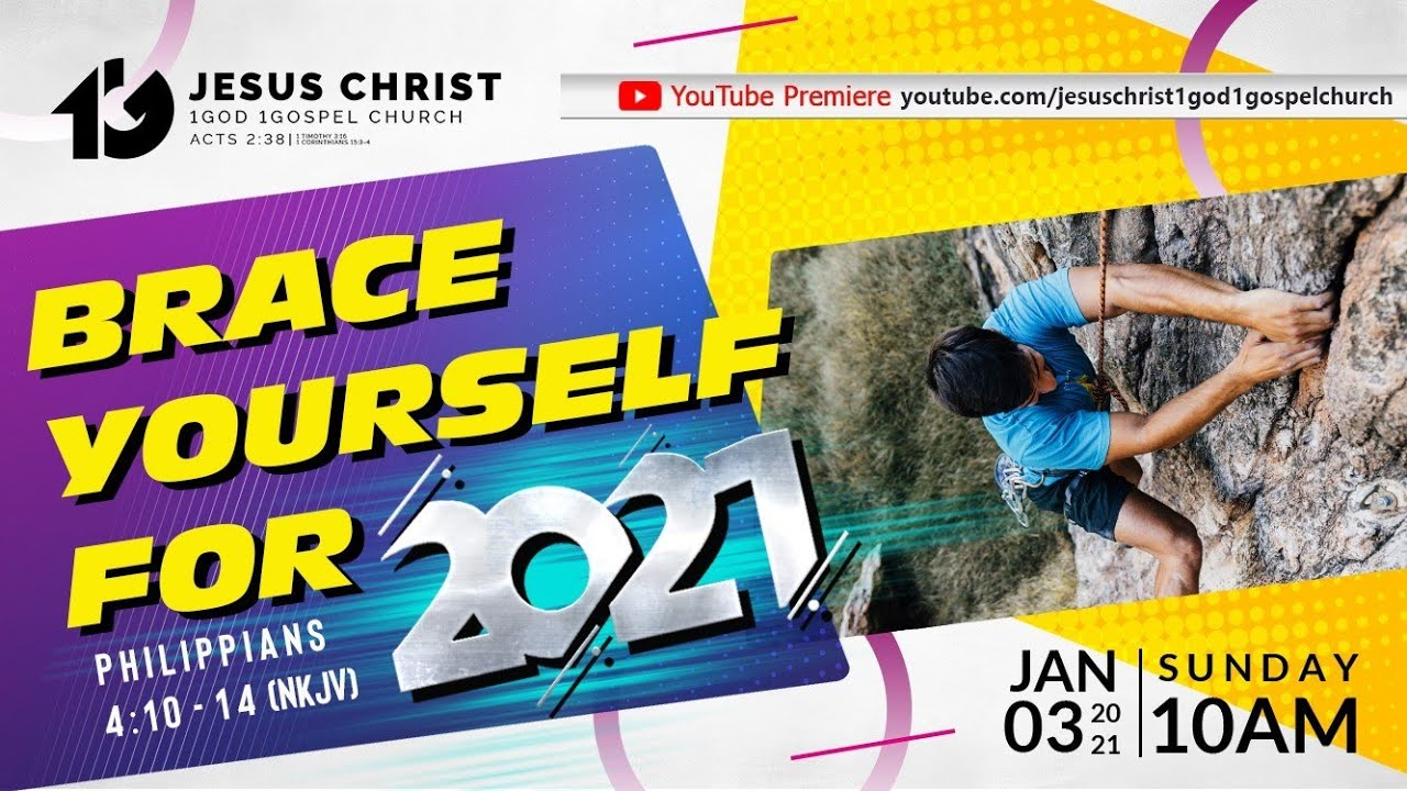 Download Brace Yourself For 2021 (January 3, 2021)