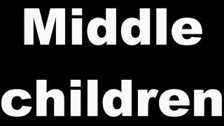 Pivit - Middle Children [Lyrics] [HD] Resimi