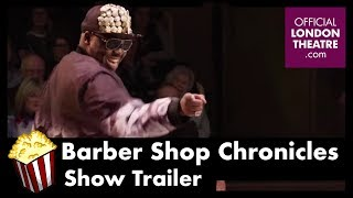 Barber Shop Chronicles Trailer