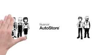 Nuance AutoStore