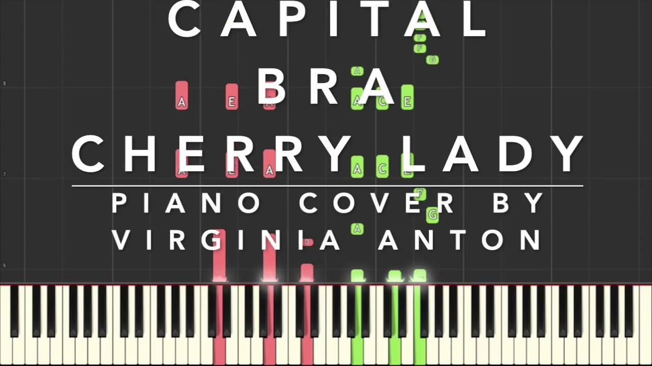 cherry cherry lady cover