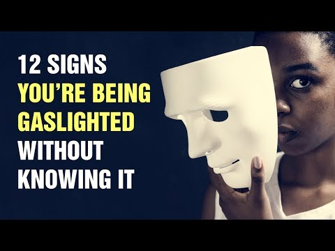 What Is GASLIGHTING And How To Deal With It