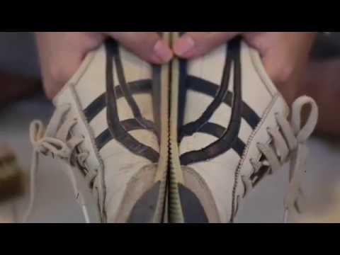 วิธีใช้ชุดน้ำยาทำความสะอาดรองเท้า Wilkins Cleanser Set (5)