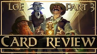 Hearthstone: The League of Explorers card review - part 3/3