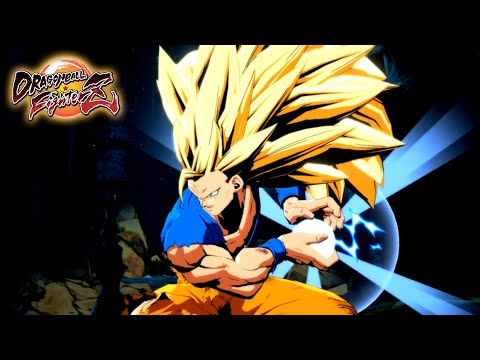 Kamehameha Moves in Dragon Ball FighterZ(Mod Edition) |