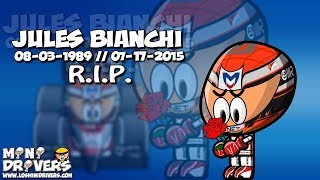 MiniDrivers - Tribute to Jules Bianchi