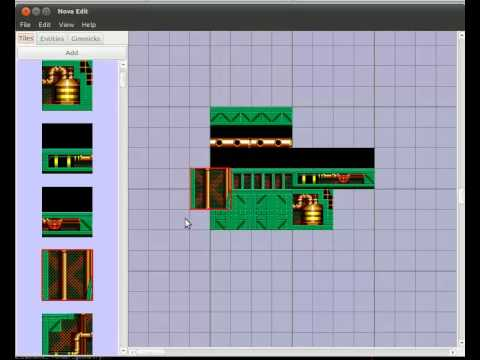 A Generic Platform Game Level Editor (WIP) - YouTube