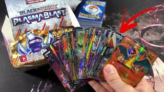 I PULLED SO MANY EX CARDS IN ONE OLD SCHOOL BOOSTER BOX!