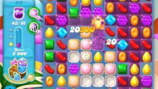 Candy Crush Soda Saga Level 312