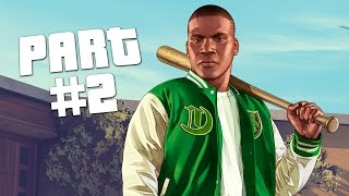 "Grand Theft Auto 5 - First Person Mode Walkthrough Part 2 ""Repossession"" (GTA 5 PS4 Gameplay)"