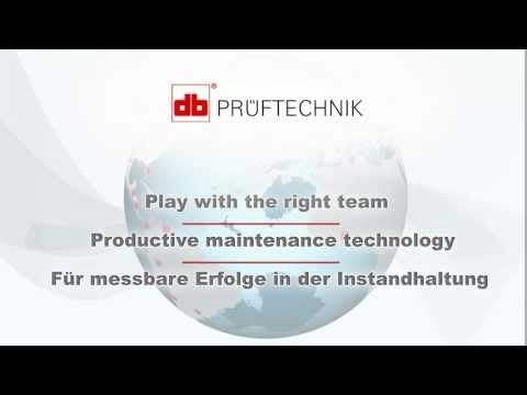 PRUFTECHNIK - Worldwide solution provider for industrial maintenance and quality control