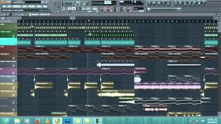 Safri Duo - Played A Live Fl studio + Flp (by George Maxter) 2014 HD