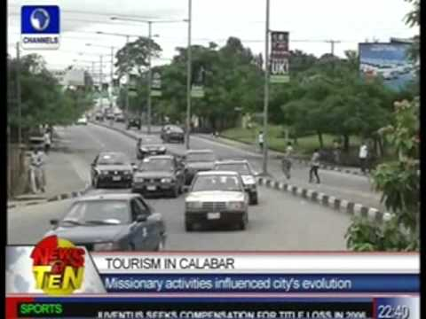 Tourism in Calabar:Missionary activities influenced city's evolution
