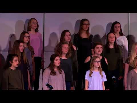 2018 Hudson High School Winter Festival of Choirs