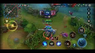 Murad gank team kinh điển quẩy banh map 5v5