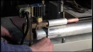 Air Cannon #45 - Electric Solenoid Valve Cannon