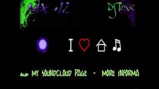 DJ Toxic - Mix #12 House and Party Music(May 2012)