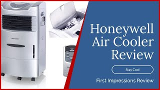 Best Air Cooler Honeywell Air Cooler First Impressions Review and Test
