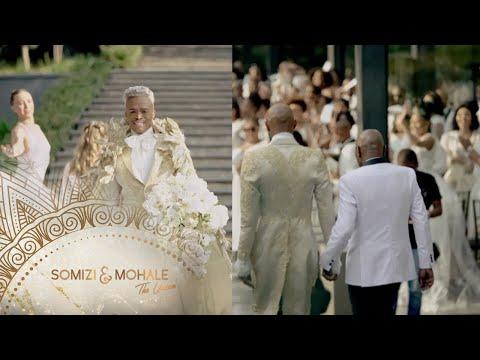 Wedding ceremony opening – Somizi and Mohale: The Union | Mzansi Magic